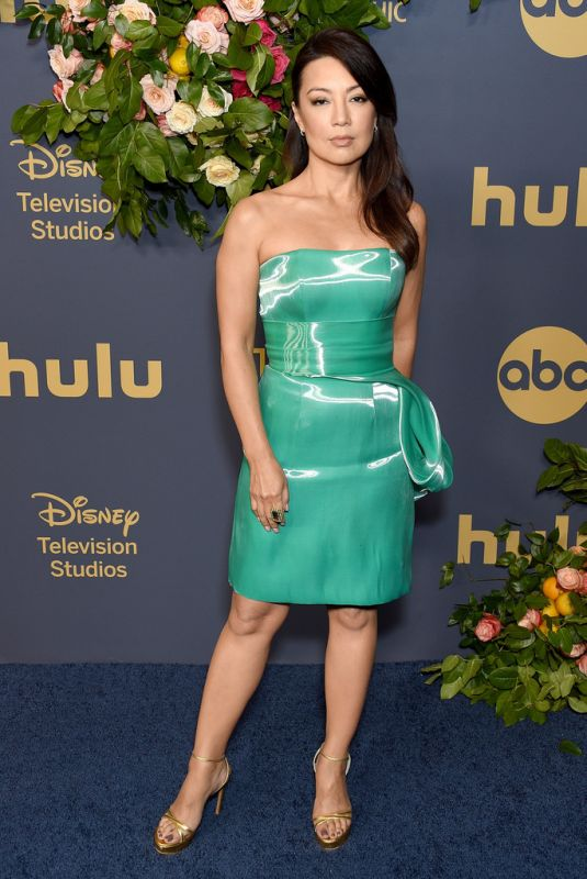 Ming-Na Wen At Walt Disney Television Emmy Party in Los Angeles