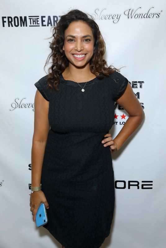 Nadia Dawn At the Red Carpet Retreat Lounge - Presented by Secret Room Events held at the InterContinental Los Angeles