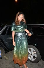 Naomie Harris At Welcome to The World of Agent Provocateur in London