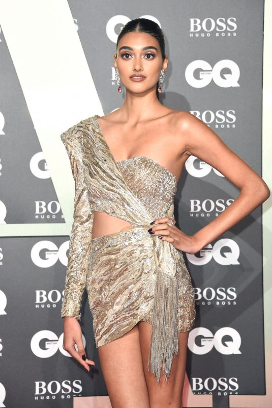 Neelam Gill At the GQ Men of the Year Awards 2019 in association with Hugo Boss, London