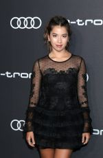 Nichole Bloom At Audi Pre-Emmy Party, Sunset Tower Hotel, Los Angeles