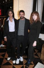 Nicola Roberts Attends the launch of Cafe Ami by Ami Paris