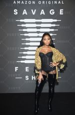 Normani Kordei At Savage X Fenty Show Presented By Amazon Prime Video in Brooklyn