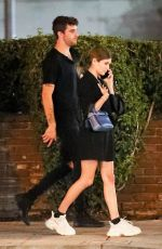 Olivia Jade Giannulli Displaying some passionate PDA with on-again-off-again BF in West Hollywood