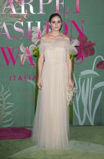 Olivia Palermo At Green Carpet Fashion Awards Milan