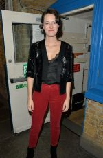 Phoebe Waller-Bridge Leaving theatre after her final performance, London
