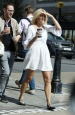 Pixie Lott Out and about, London