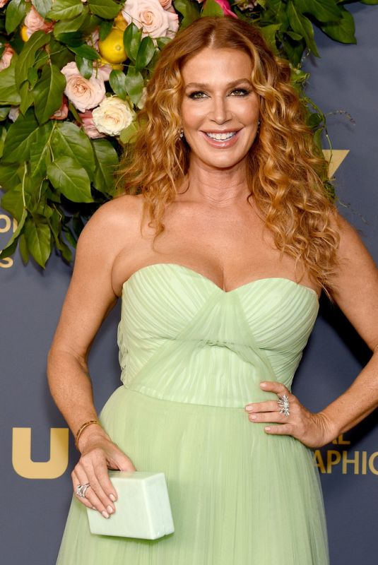Poppy Montgomery At Walt Disney Television Emmy Party in Los Angeles