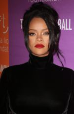 Rihanna At 5th Annual Diamond Ball in NYC