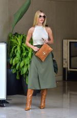 Rosie Huntington-Whiteley Arriving to an office building in Beverly Hills