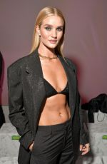 Rosie Huntington-Whiteley At Versace show in Milan