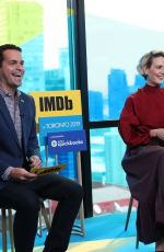 Sarah Paulson At The IMDb Studio Presented By Intuit: QuickBooks Canada at the 2019 Toronto International Film Festival at Bisha Hotel & Residences in Toronto