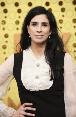 Sarah Silverman At 71st Emmy Awards in Los Angeles