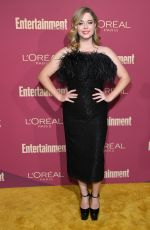 Sasha Pieterse At 2019 Pre-Emmy Party hosted by Entertainment Weekly and L'Oreal Paris in LA