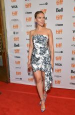 Scarlett Johansson At Marriage Story Premiere at 2019 TIFF