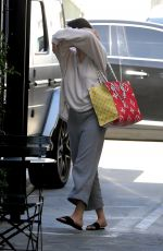 Selena Gomez On her way to Nine Zero hair salon in West Hollywood