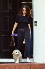 Selena Gomez Visiting a friend in LA