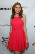 Serena Laurel At the Red Carpet Retreat Lounge - Presented by Secret Room Events held at the InterContinental Los Angeles