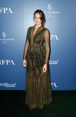 Shailene Woodley At The HFPA and THR Party in Toronto