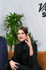 Shailene Woodley At Variety Studio at TIFF