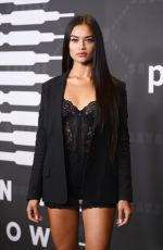 Shanina Shaik At Savage X Fenty Show Presented by Amazon Prim Video in Brooklyn