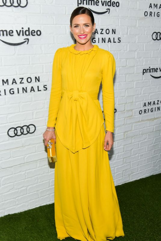 Shantel VanSanten At Amazon Prime Video Post Emmy Awards Party in Los Angeles