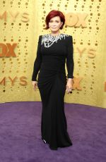 Sharon Osbourne At 71st Annual Emmy Awards in Los Angeles