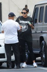 Shay Mitchell Heads to a doctors appointment in Los Angeles