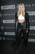 Sofia Richie At Sofia Richie x Missguided Launch in West Hollywood