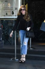 Sofia Vergara Leaves Sax On Fifth Ave in Los Angeles