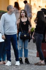 Sofia Vergara On holiday with friends in Portofino