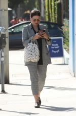 Sophia Bush Shopping on Melrose Place in West Hollywood