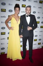 Sophie Austin At The Paul Strank Charity Gala, Bank of England Sports Centre, London