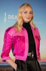 Sophie Turner At the Heavy Photocall during the 45th Deauville American Film Festival