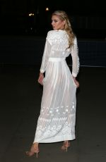 Stella Maxwell At Fashion for Relief in London