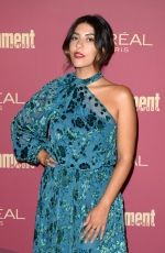 Stephanie Beatriz At 2019 Entertainment Weekly Pre-Emmy party at Sunset Tower in Los Angeles