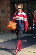 Suki Waterhouse Out and about in NY