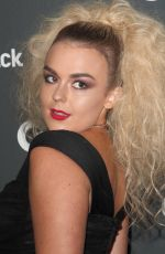 Tallia Storm On the red carpet arrivals board during the AIM Independent Music Awards 2019 held at the Roundhouse in London