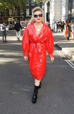 Tallia Storm Seen out during London Fashion Week