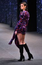 Taylor Hill At Fashion Fest A/W Runway in Mexico City