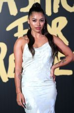Vanessa White At Fashion For Relief, Spring Summer 2020, London Fashion Week, UK