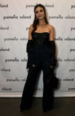 Victoria Justice At Pamella Rowland Fashion Show in NYC