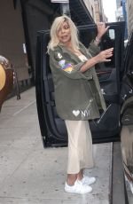 Wendy Williams Seen out and about in New York City