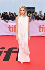 Willa Fitzgerald At The Goldfinch Premiere at 2019 TIFF