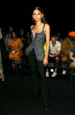 Zendaya At Vera Wang Fashion Show in NYC