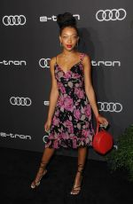 Zolee Griggs At Audi Pre-Emmy Party, Sunset Tower Hotel, Los Angeles