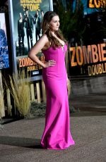 Abigail Breslin At Zombieland: Double Tap Premiere in Westwood