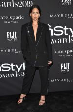 Adria Arjona At 5th Annual InStyle Awards, The Getty Museum, Los Angeles