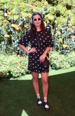 Alanna Masterson At Veuve Clicquot Polo Classic, Will Rogers State Park, Los Angeles