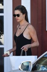 Alessandra Ambrosio At the Brentwood Country Mart